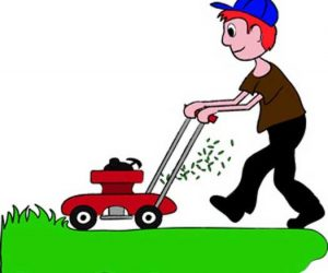 Signup to Mow/Trim Church Lawn